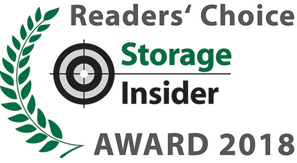 Storage Insider Readers' Choice Award 2018