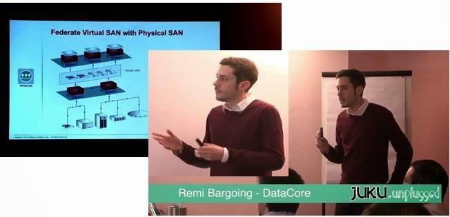 Juku video: la sessione di virtualizzazione dello storage di DataCore