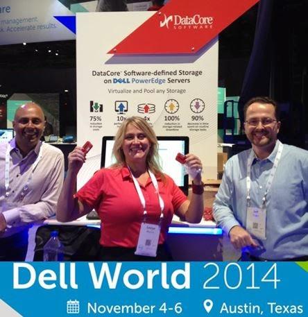 A Dell World DataCore mostra i nuovi server DataCore Ready