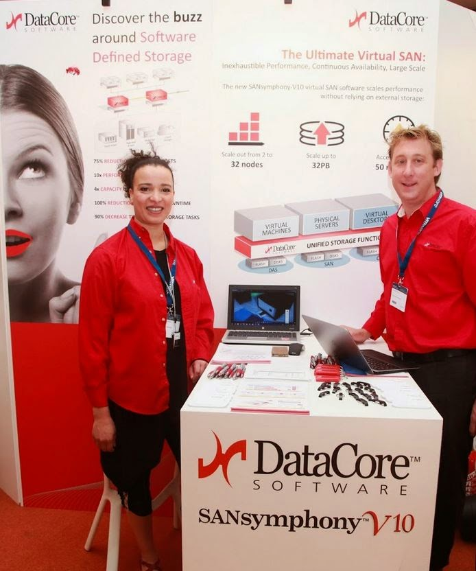DataCore Partner Event a Parigi March /