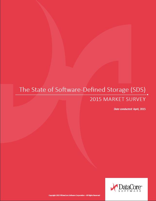 La quinta indagine annuale realizzata da DataCore sullo Stato del Software Defined Storage SDS