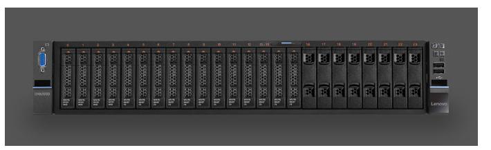 Lenovo DX D Powered by DataCore un'appliance per unificare lo storage