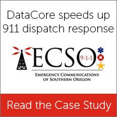 DataCore speeds up 911 dispatch responses. Read the case study