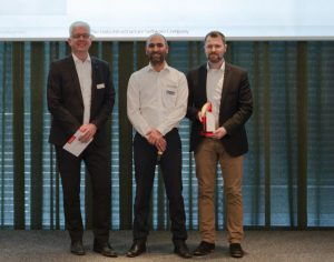 Sebastian Hampel (Competitive Replacement of the Year 2017: Concat AG Siegburg)
