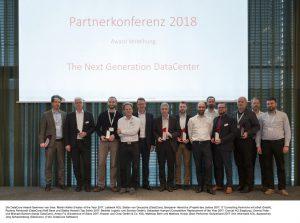 Rund Teilnehmer bei der DataCore Partner Konferenz : Technologien zur Umsetzung der digitalen Transformation