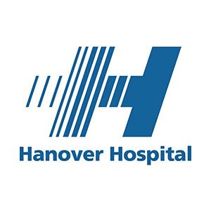 hanover hospital logo case study