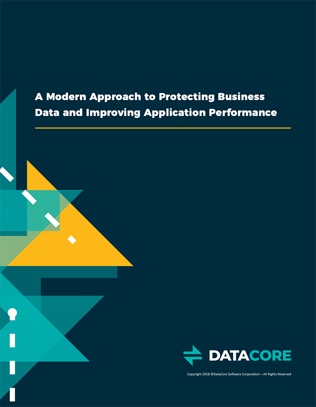 A Modern Approach to Protecting Business Data and Improving Application Performance