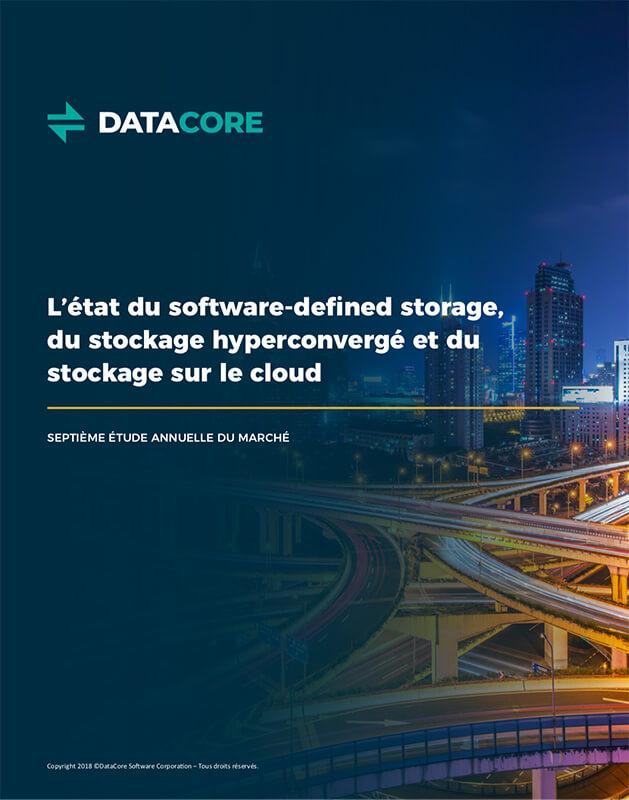 L'état du software-defined storage (SDS), du stockage hyperconvergé et sur le Cloud