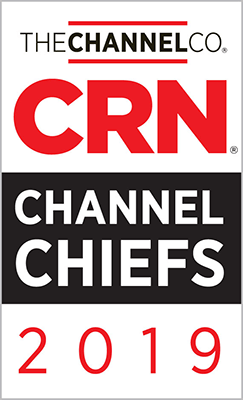Channel Chiefs 2019 di CRN