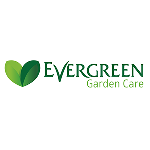 evergreen garden care logo case study