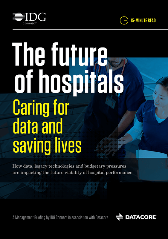 The future of hospitals: Caring for data and saving lives