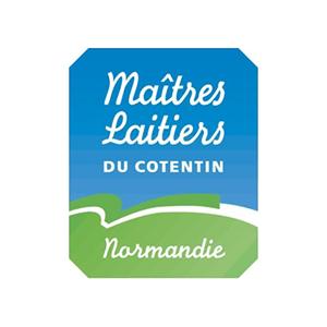 Maîtres Laitiers du Cotentin Logo