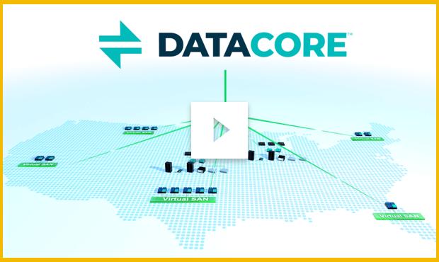 Software-defined storage solution video