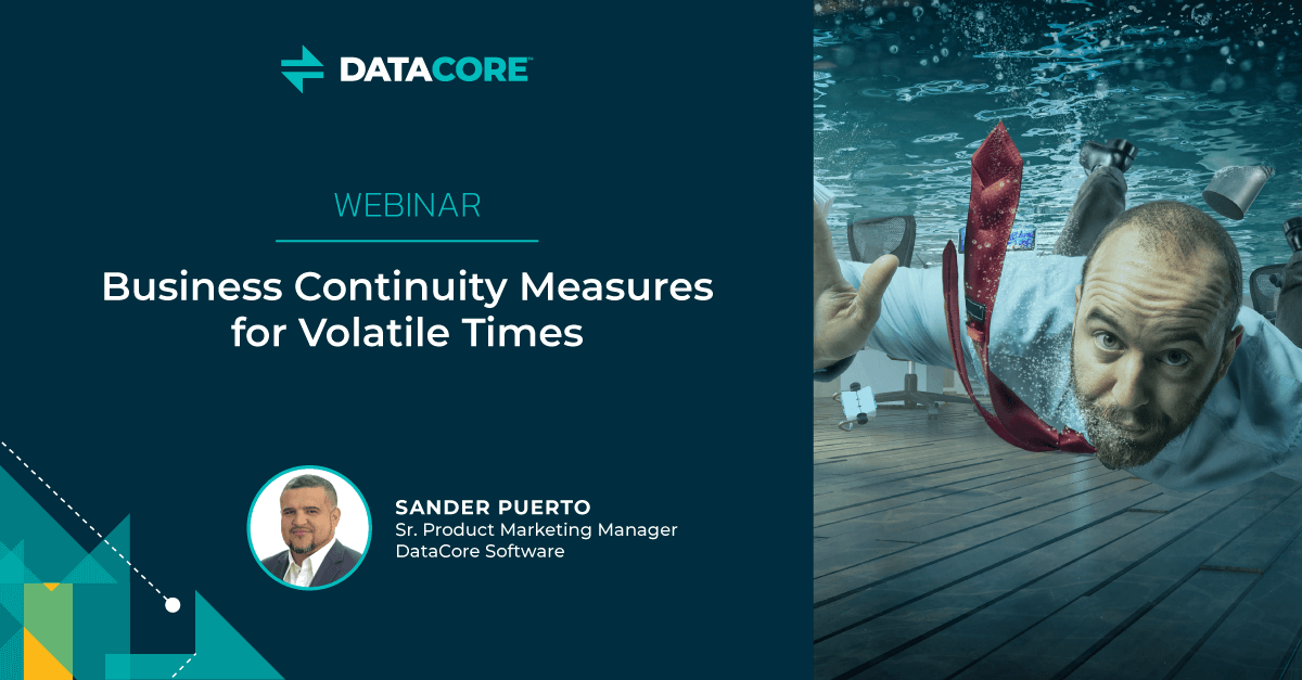 Business Continuity Measures for Volatile Times