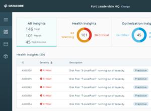 DIS visibility and notification screenshot