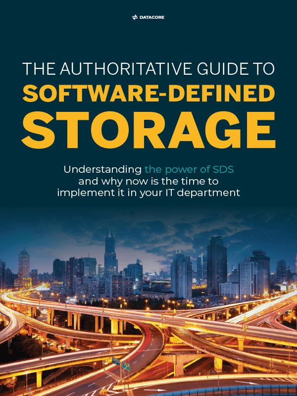 eBook La guida autorevole al Software-Defined Storage