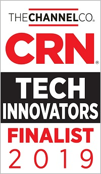 Finalist beim 2019_CRN Tech Innovators Award – Website