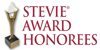 stevie awards honoree logo