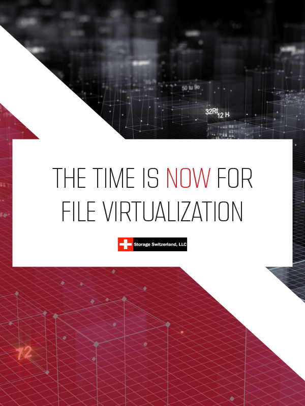 The time is now for file virtualization