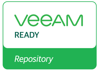 Repository Veeam Ready