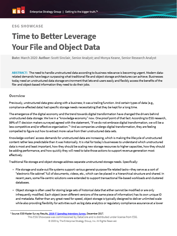 Esg Time To Better Leverage Thumb
