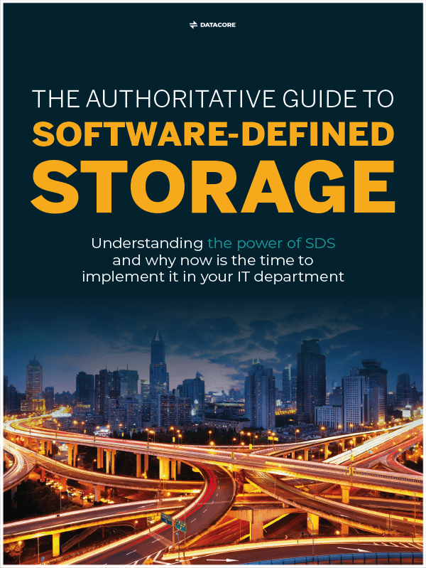 software-defined storage guide