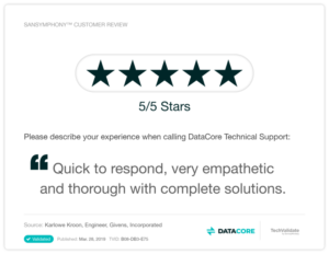 Techvalidate Datacore Review