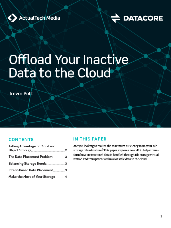 Offload Your Inactive Data Thumb