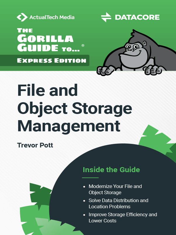 The Gorilla Guide to File and Object Storage Management Thumb