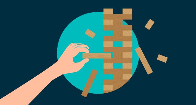 rigid hardware dependencies will break away