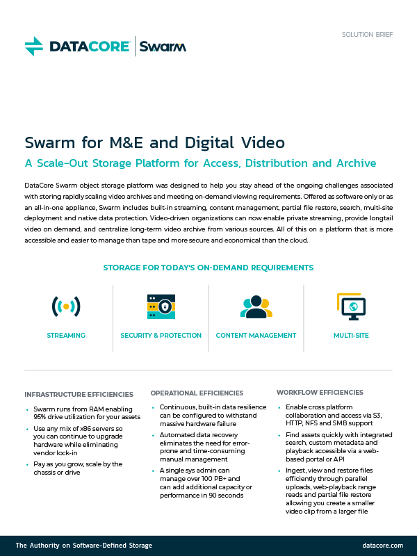 Swarm Media Entertainment Solution Brief Thumb