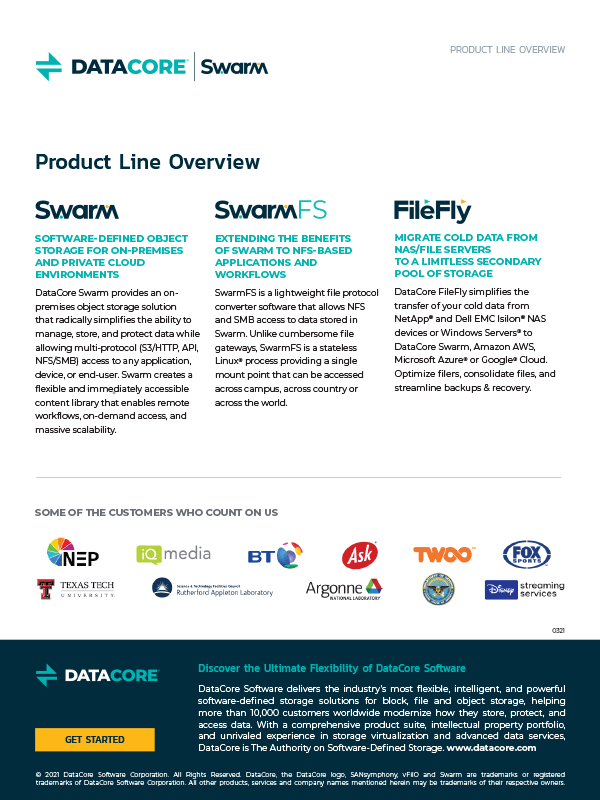 Swarm Product Line Overview Thumb