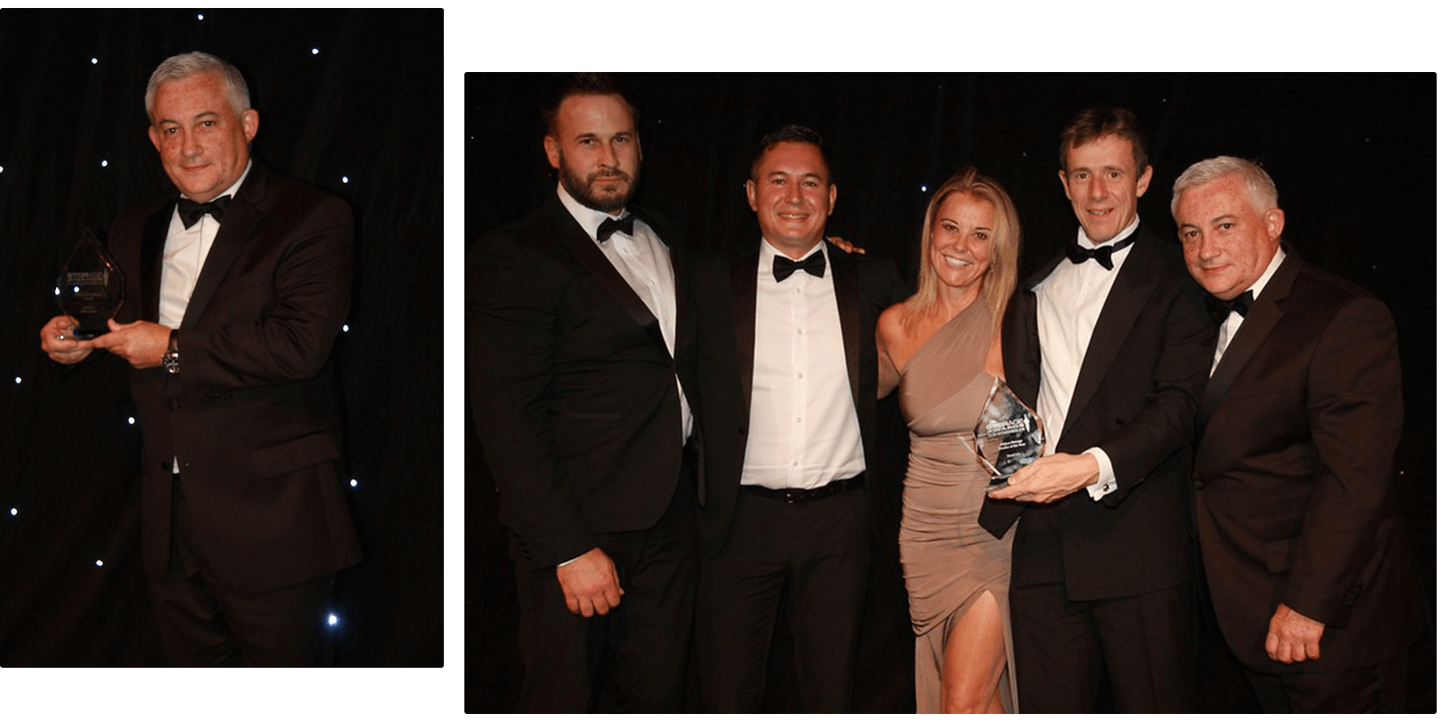 Datacore Channel Excellence Awards Photo